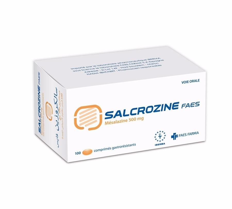 SALCROZINE FAES